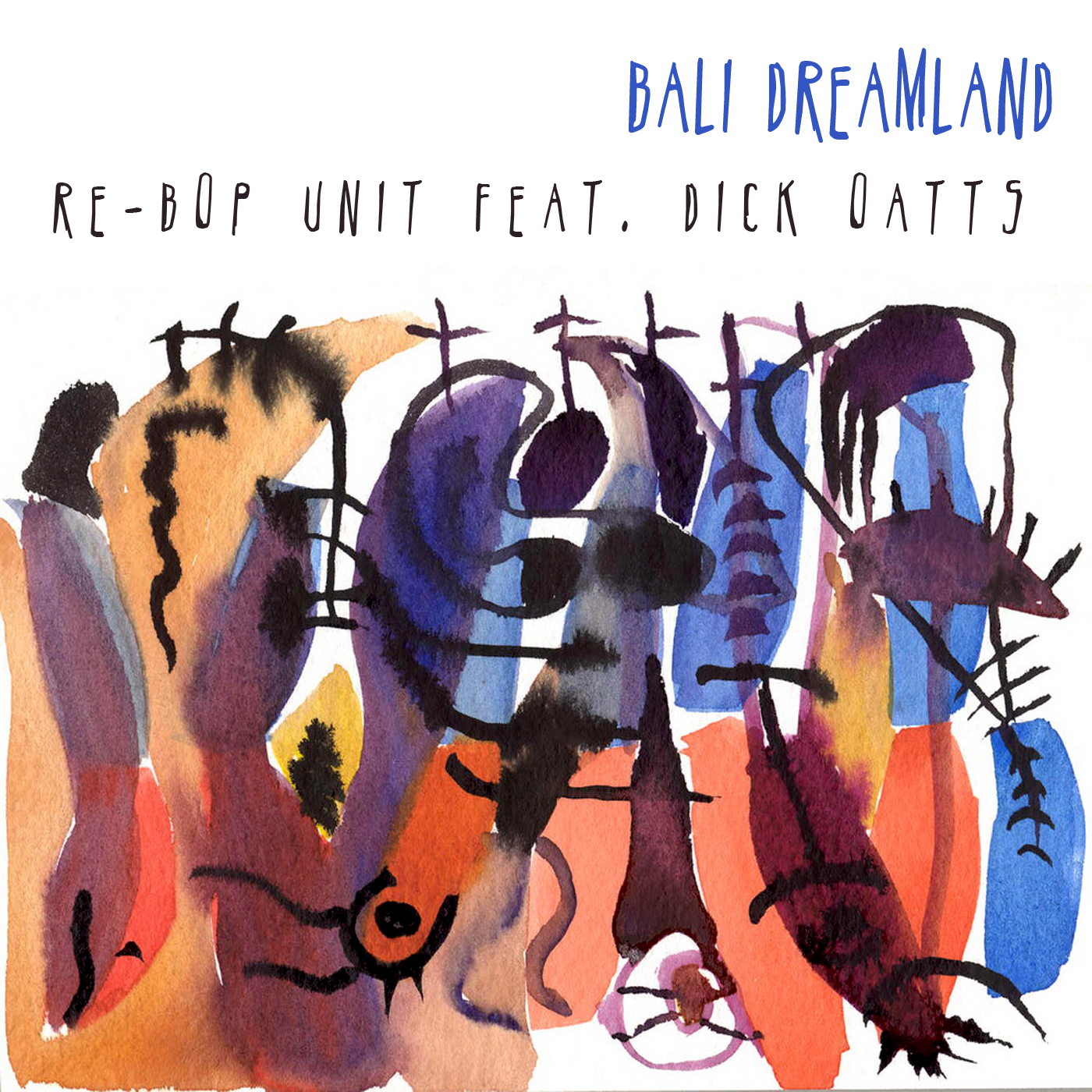 Re-bop Unit feat. Dick Oatts
