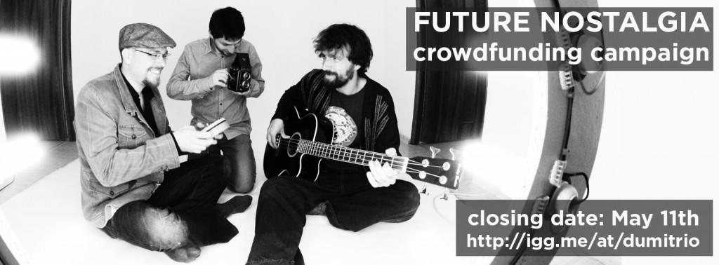 Future Nostalgia Indiegogo