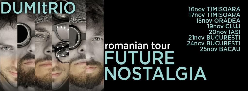 DUMItRIO Future Nostalgia